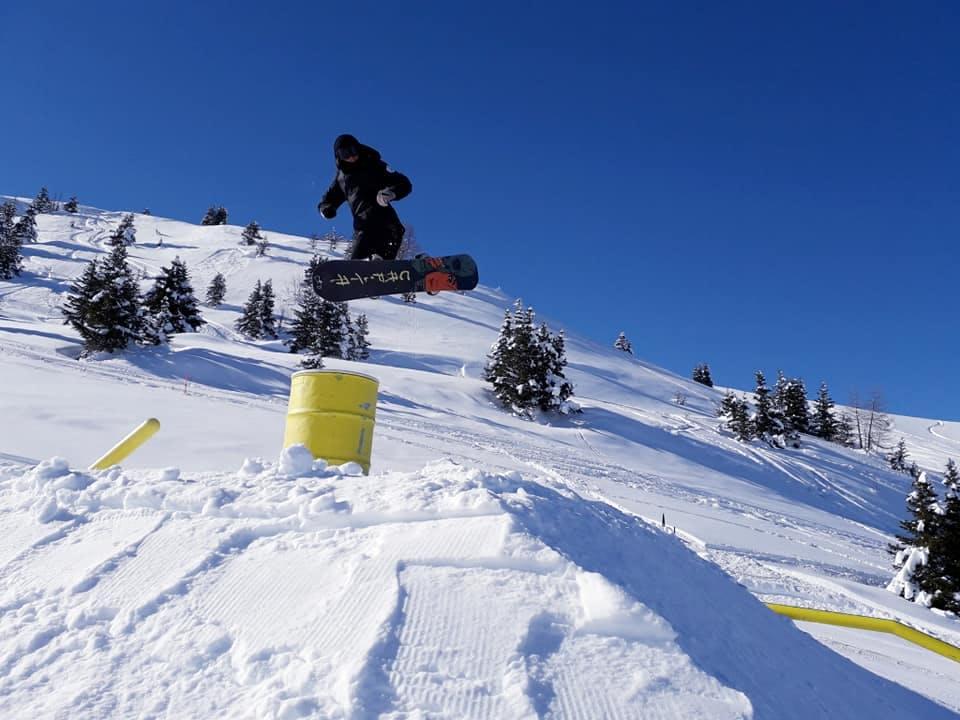Snowpark-Gastein