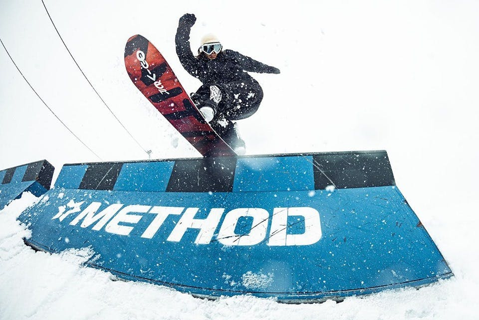 Snowpark-Kitzsteinhorn