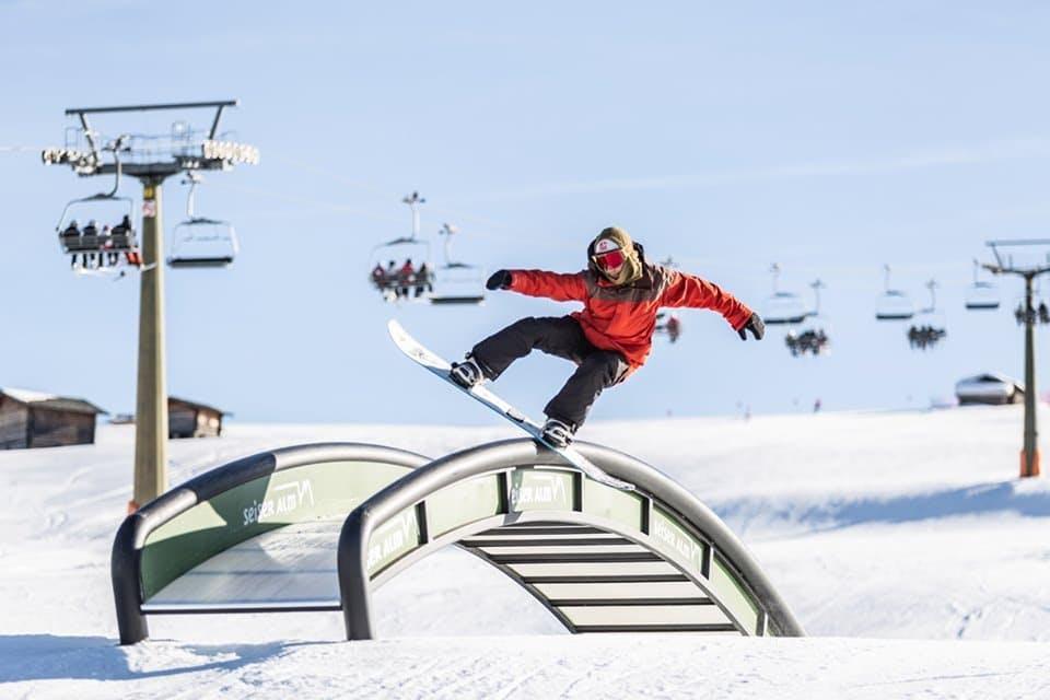 Snowpark-Seiser-Alm-Italy