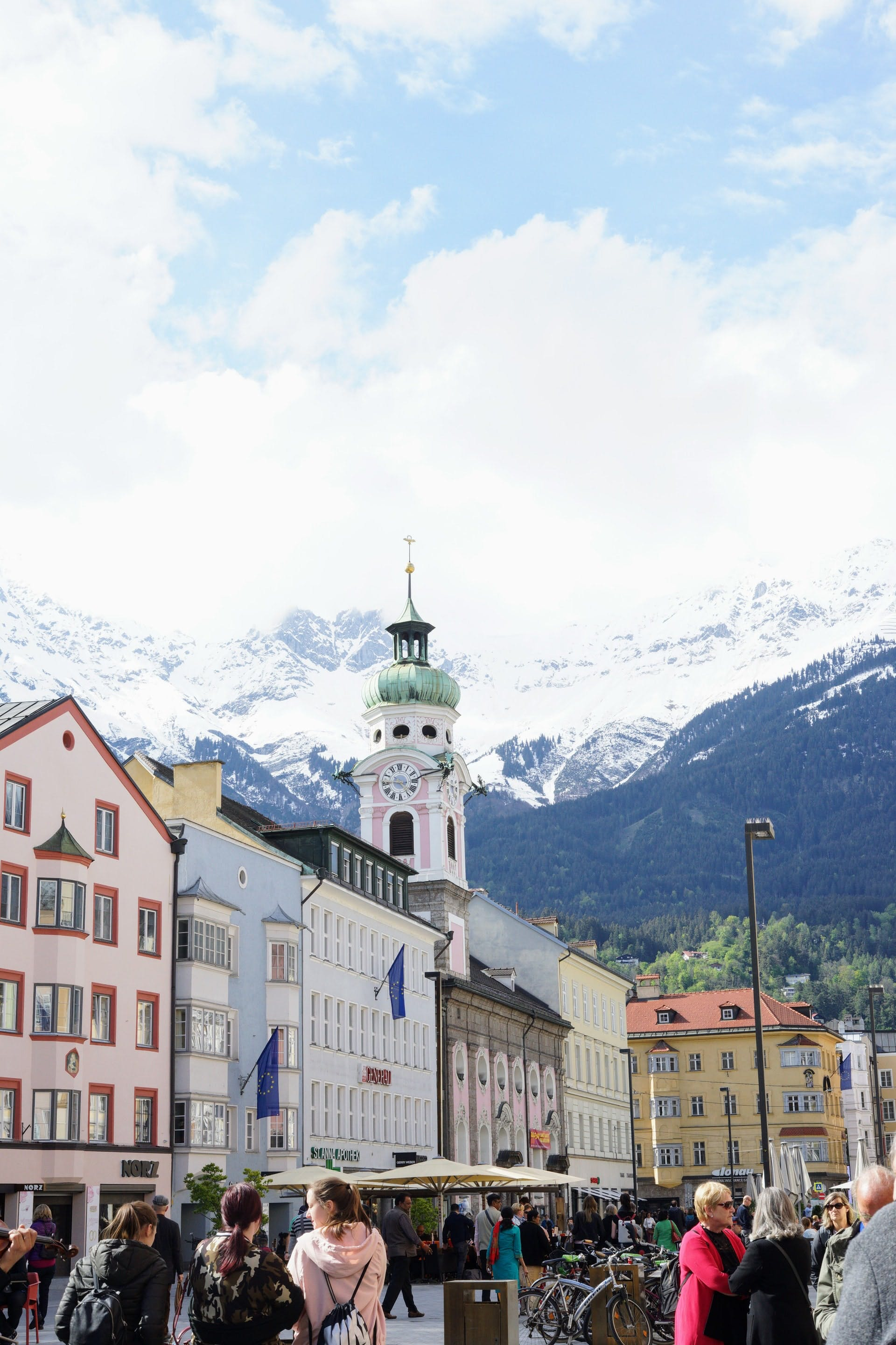 how to get to innsbruck