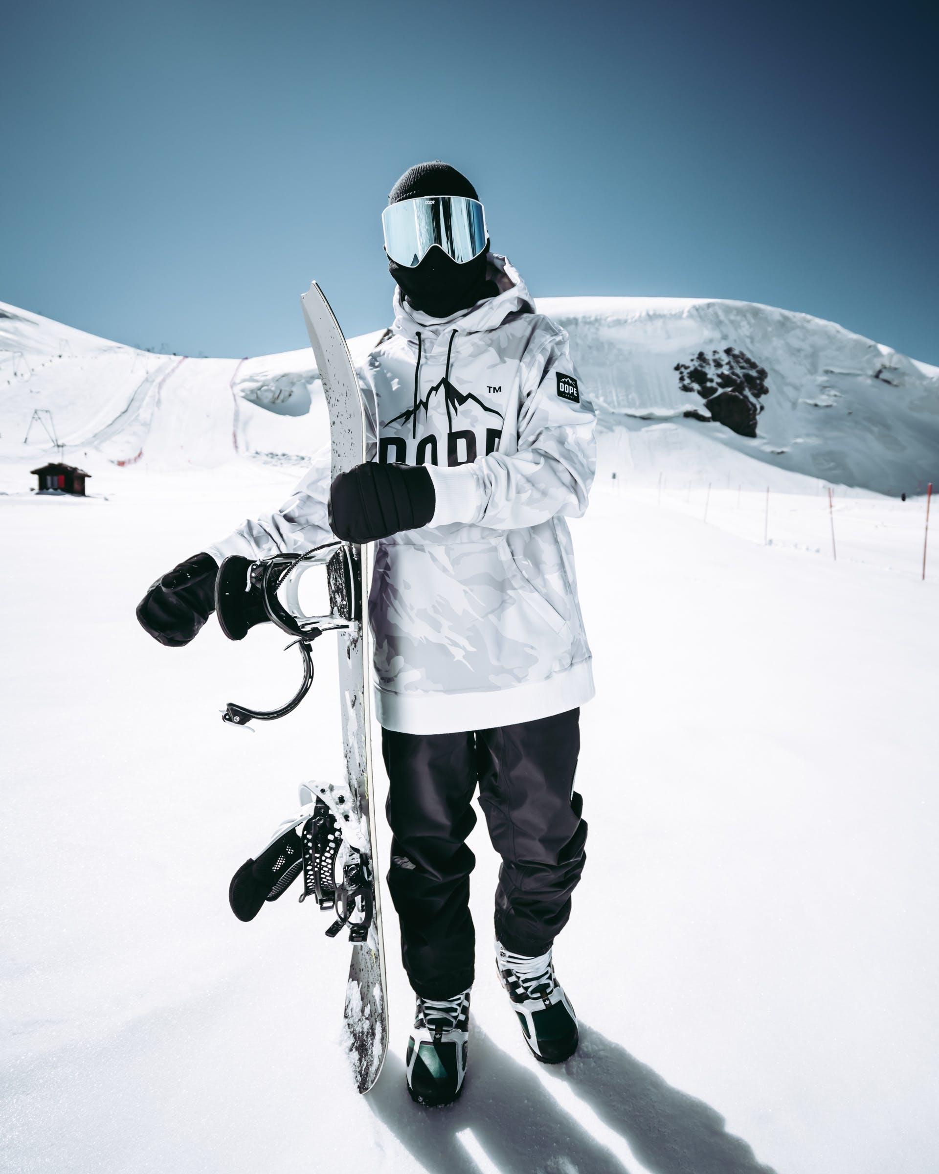 storia dello snowboard