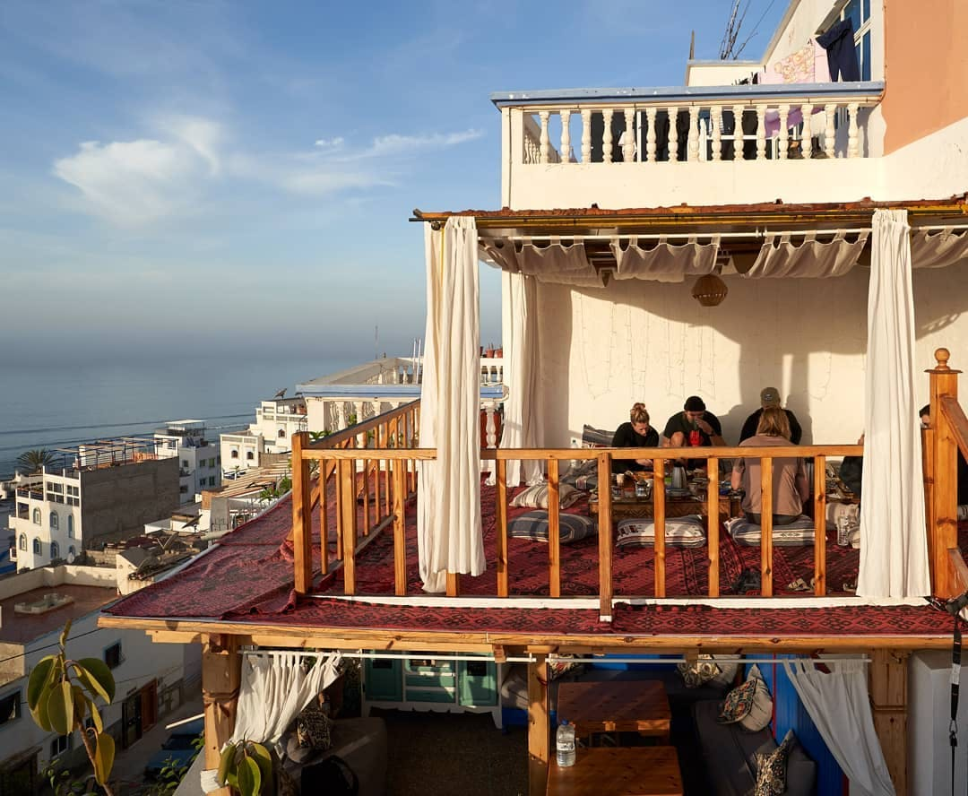 SunDesk, Taghazout - Morocco