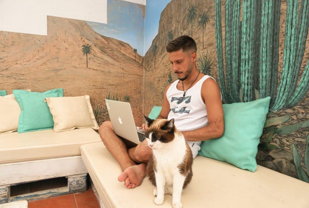 Surfriders, Fuerteventura - Canary Islands