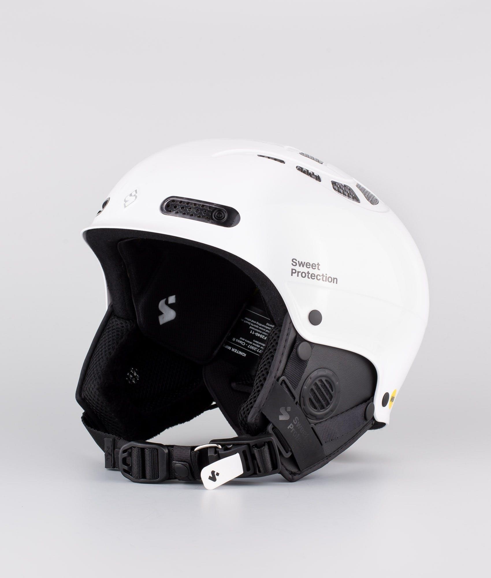 ski touring helmet