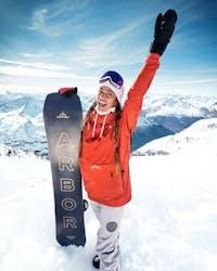 Top 10 vrouwelijke snowboarders om te volgen - Ridestore Magazine