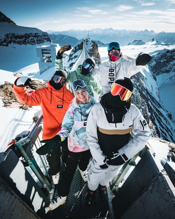 Topp 100 Bästa skidorter i Europa (säsongen 2020:2021) - Ridestore Mag