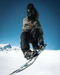 Tricktips- Hur du gör en vändning med snowboard - Ridestore Magazine
