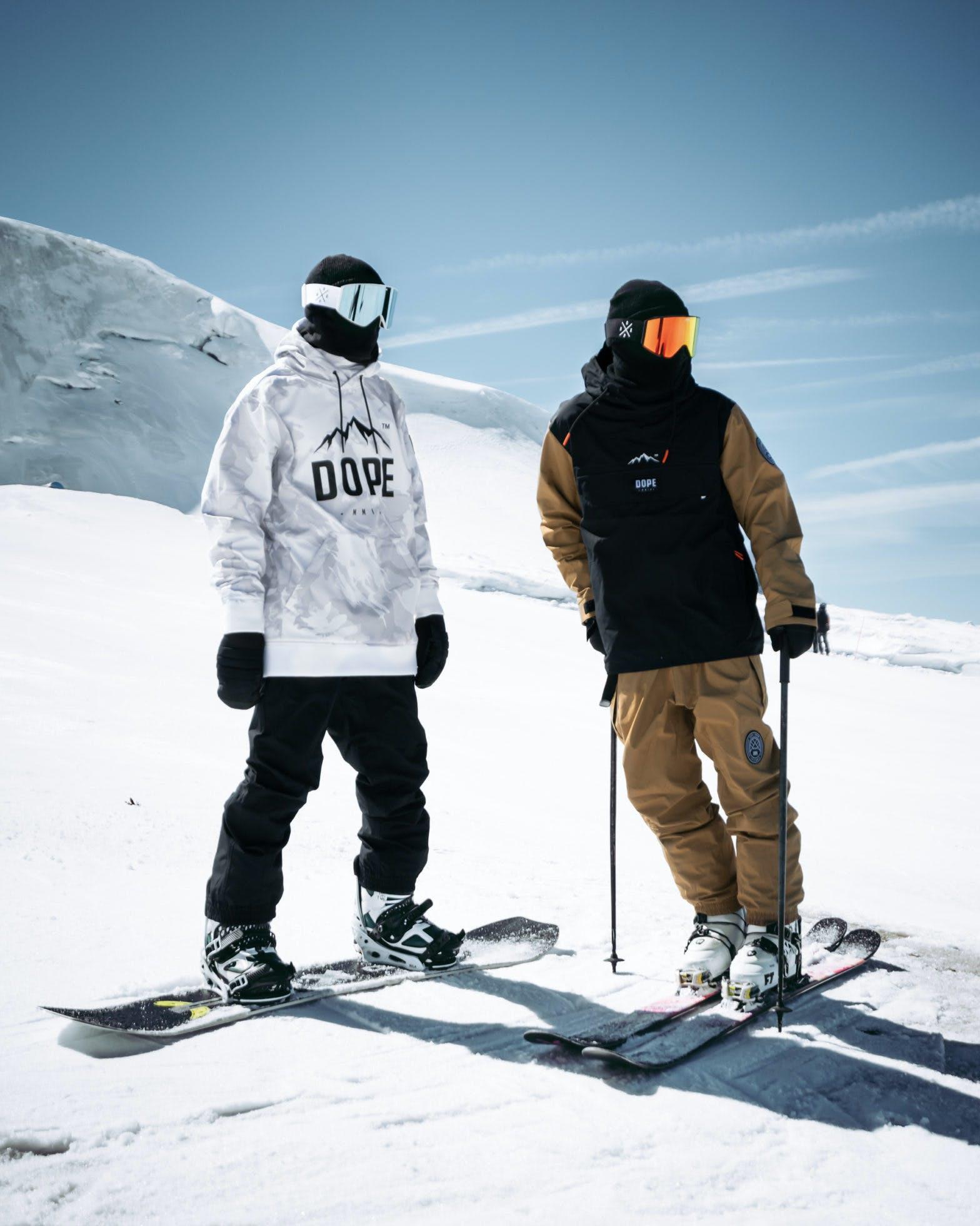 Vad är lättast- skidor eller snowboard? - Ridestore Magazine