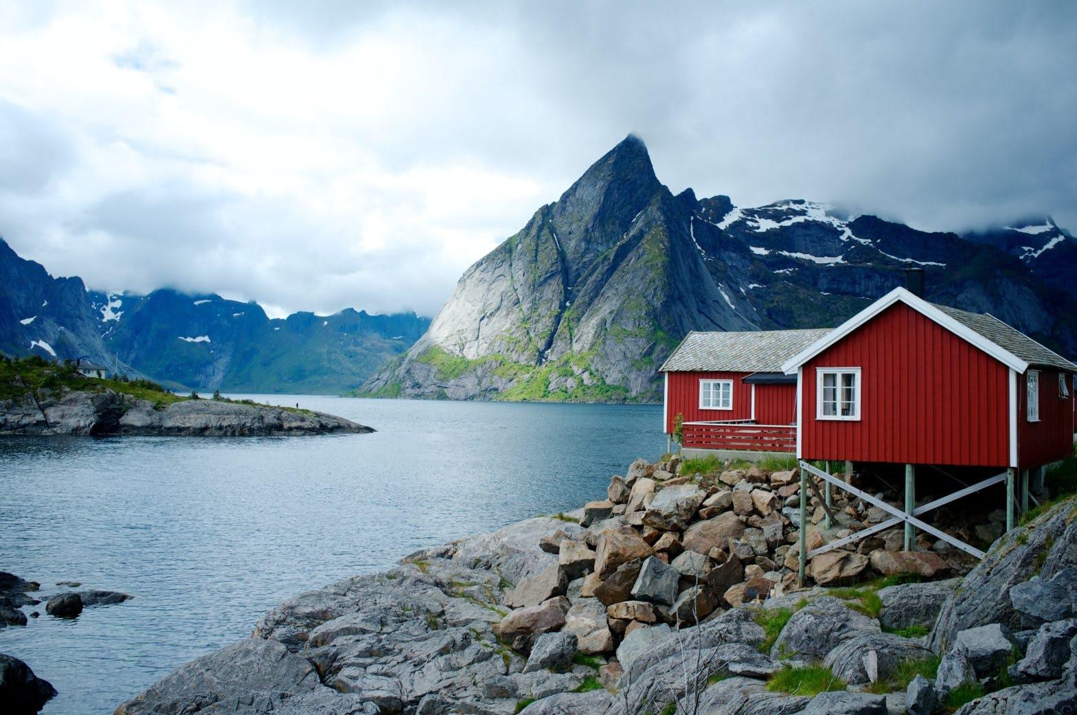 Vandra i Norge - Den perfekta guiden - Ridestore Magazine