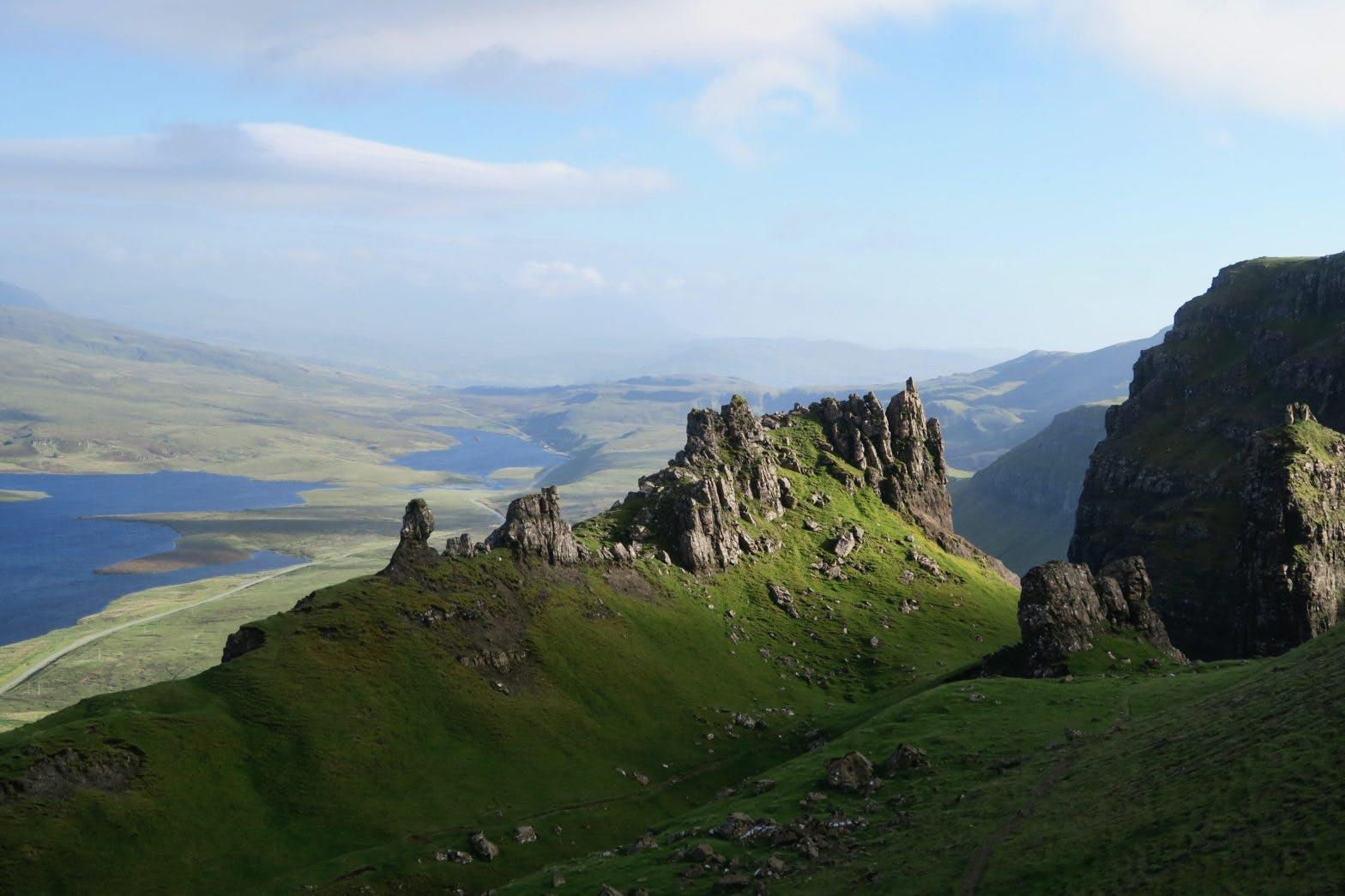 Vandra i Skottland- 25 Bästa lederna du inte får missa - Ridestore Mag