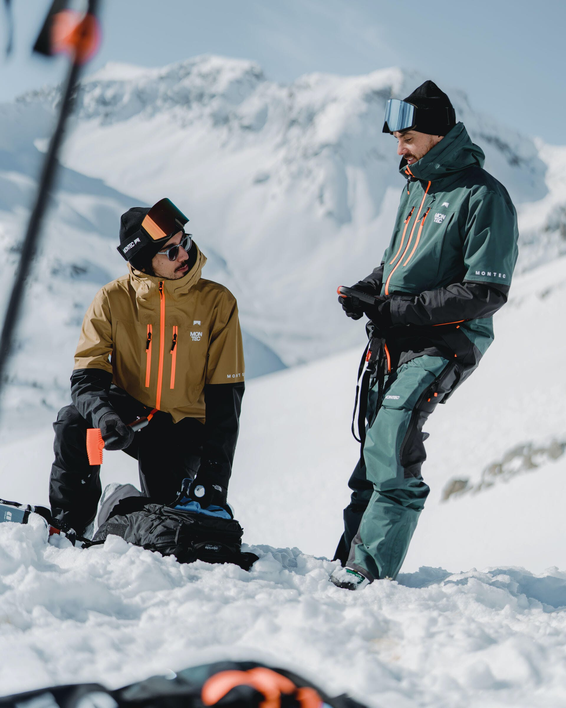 avalanche kit