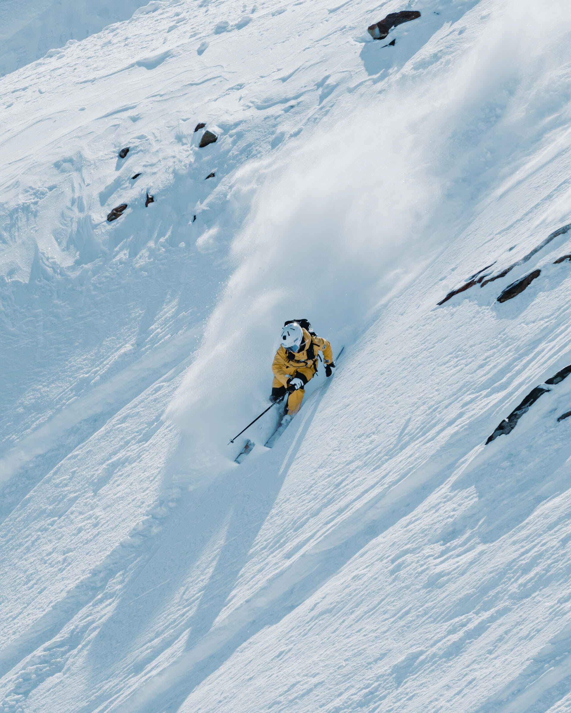 What to pack for heli skiing?