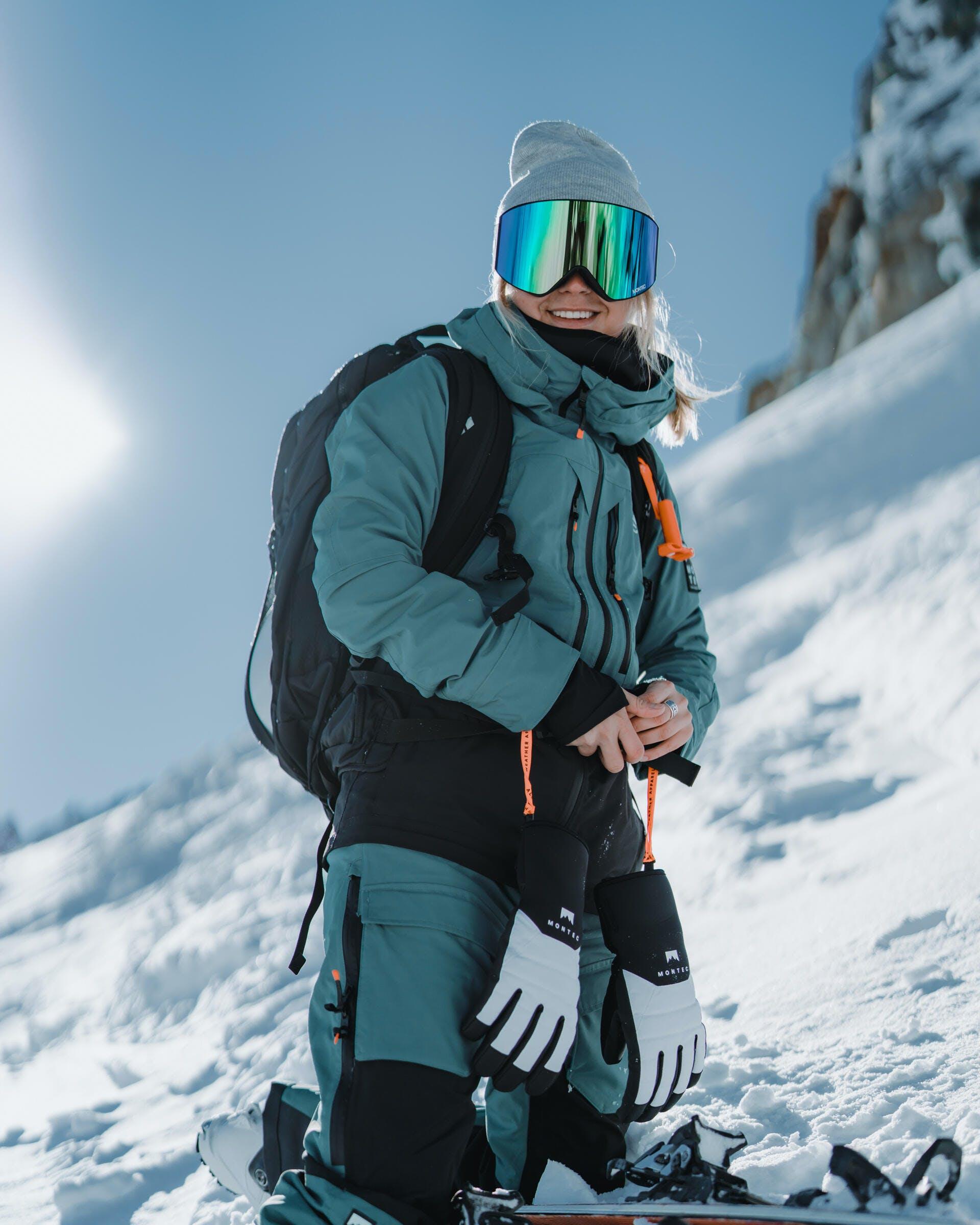 ski touring fitness