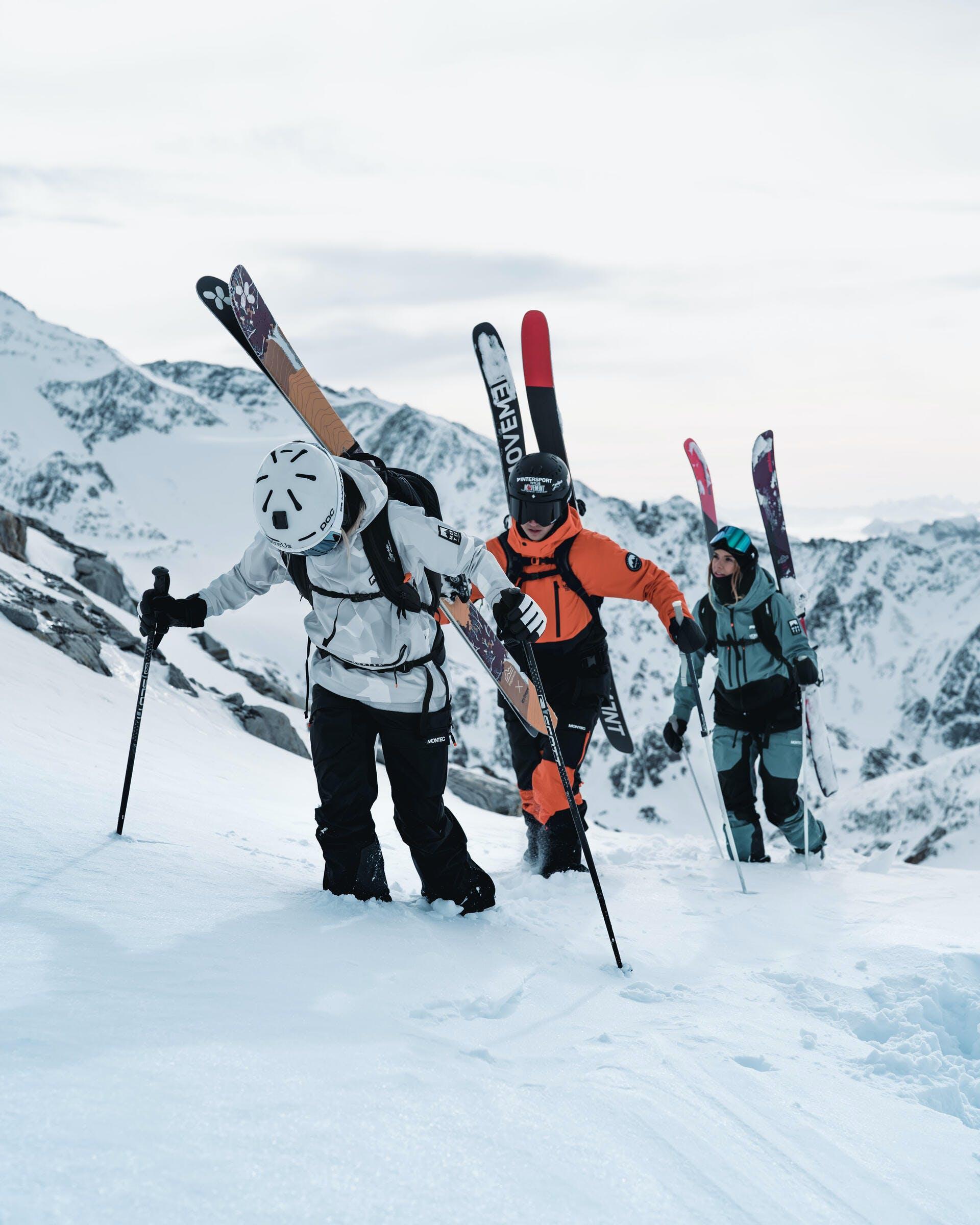 ski touring safety