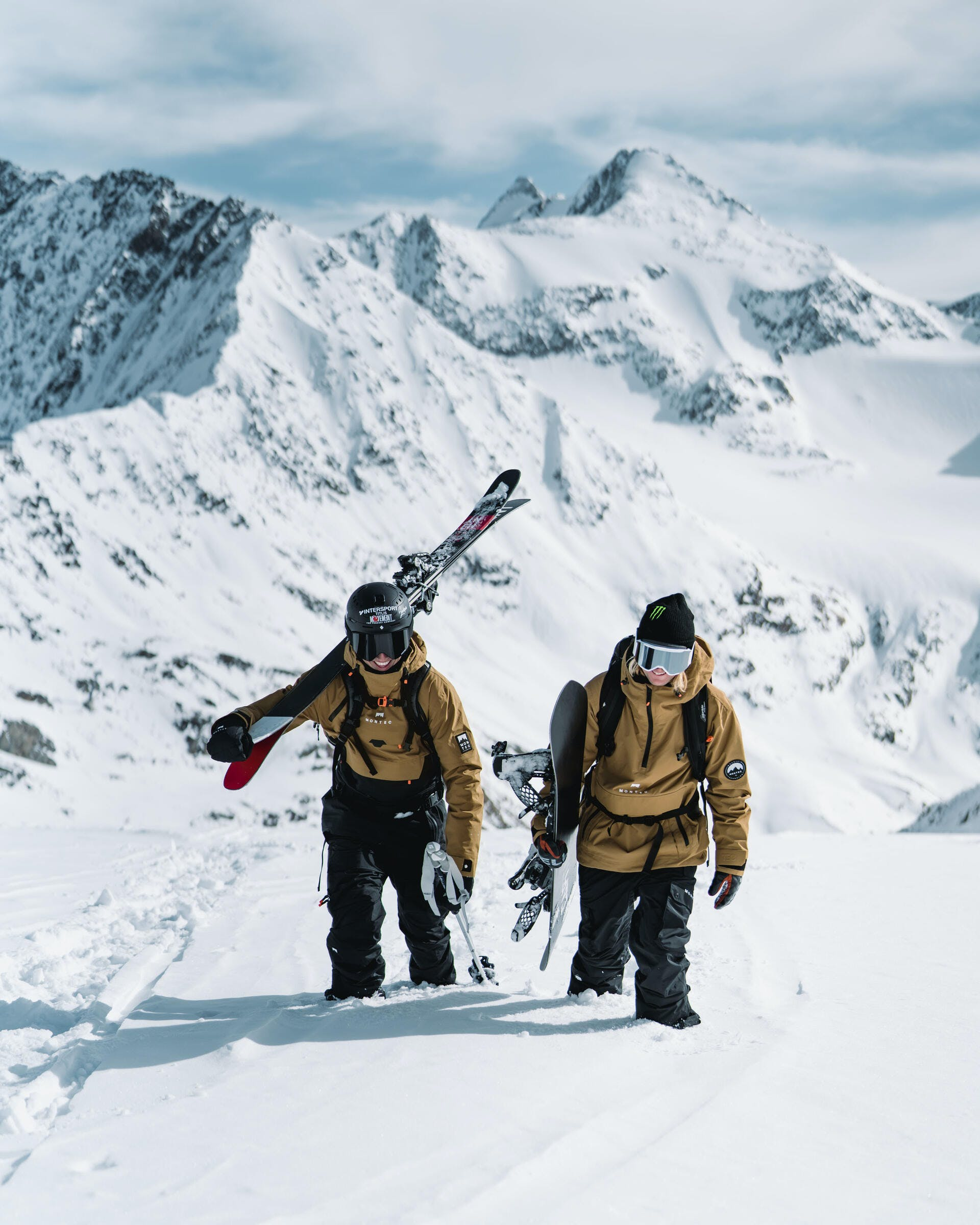 where to work a ski season
