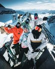 Beste skigebieden Europa