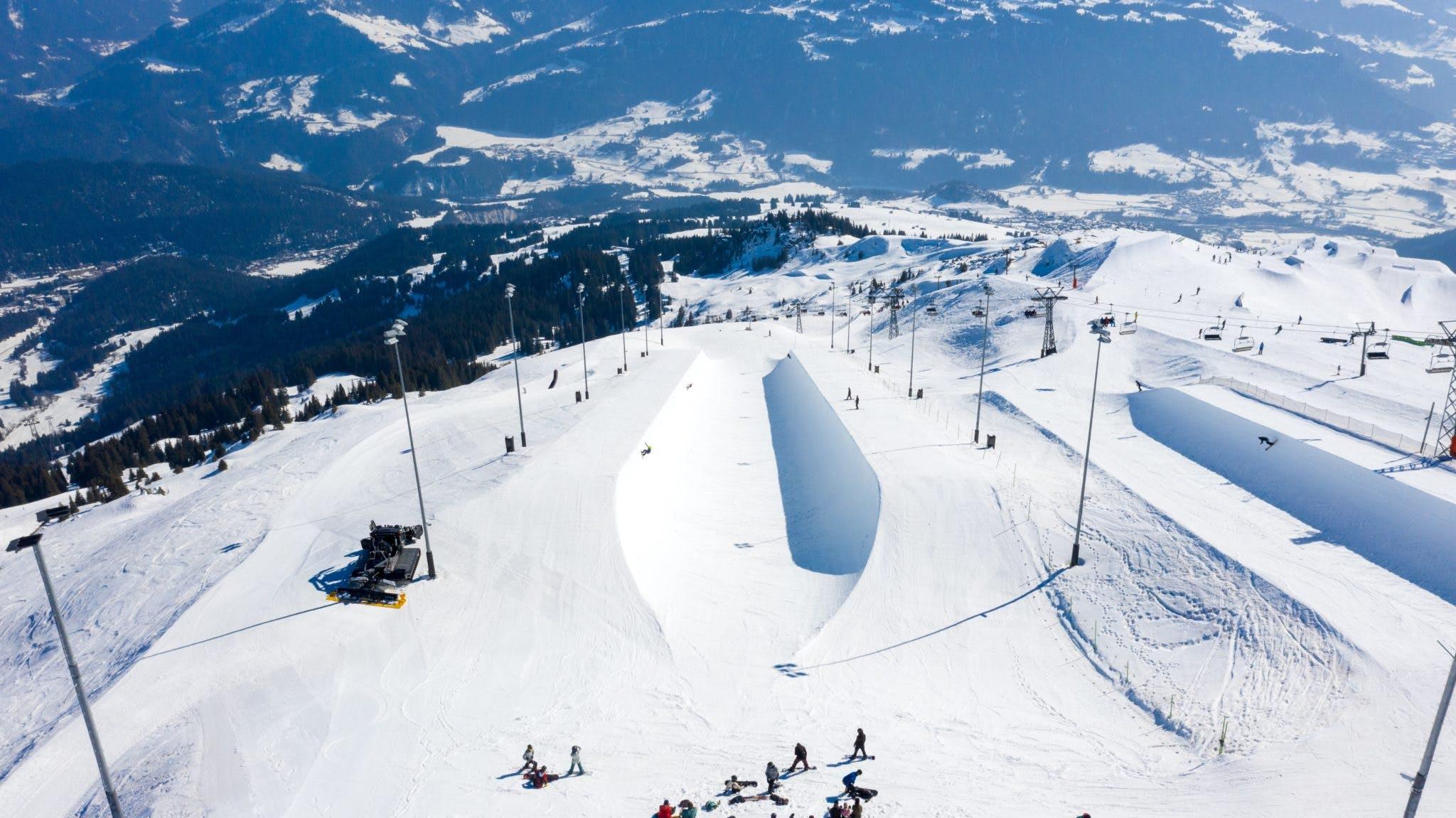 die 18 besten orte zum skifahren snowboarden in der schweiz