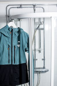 how to wash waterproof jackets