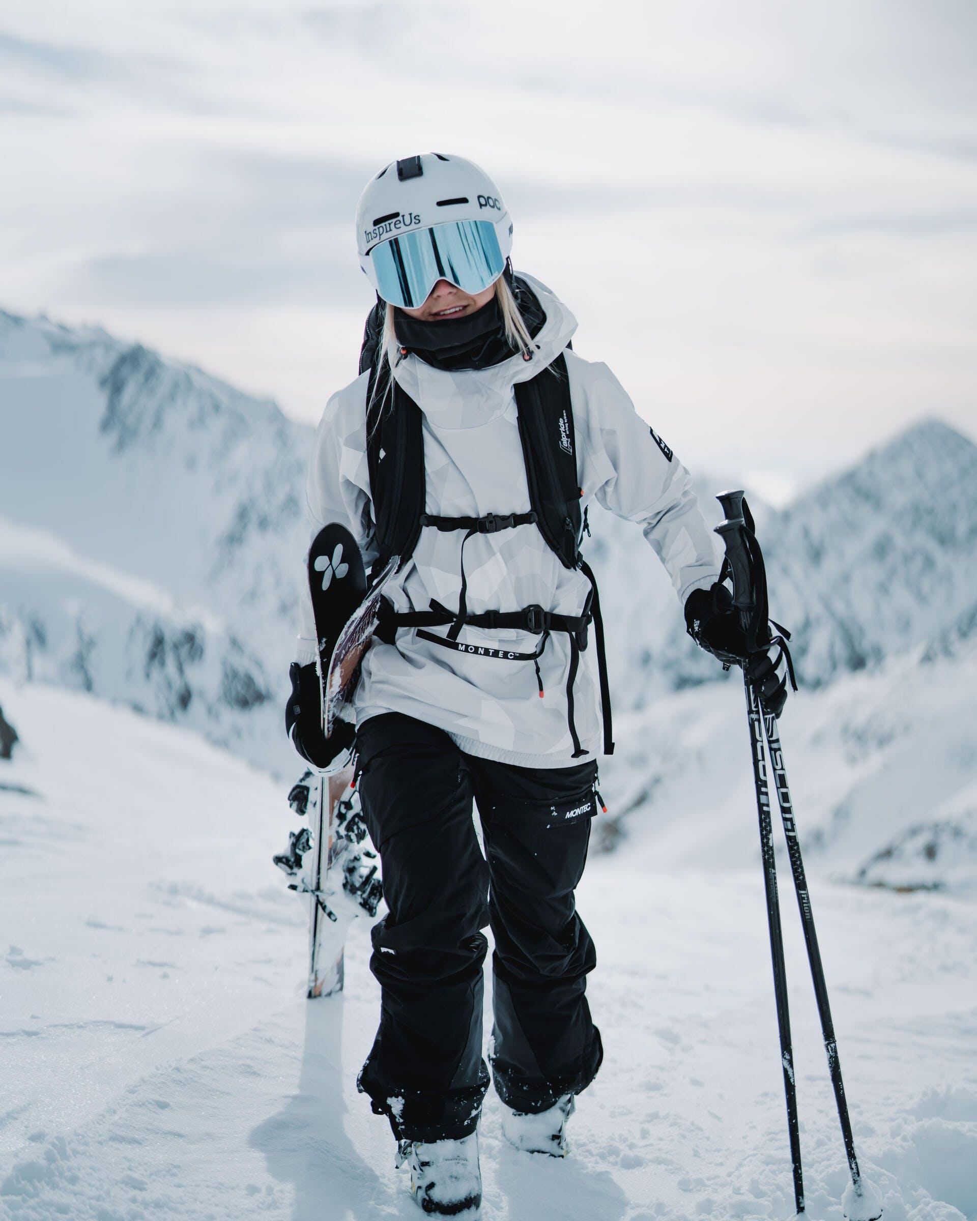 Ski bescherming freeride skien   Ridestore Magazine