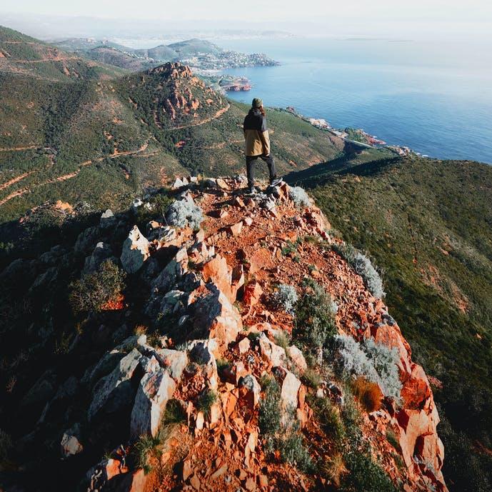 Vad är bergsklättring - Ridestore Magazine