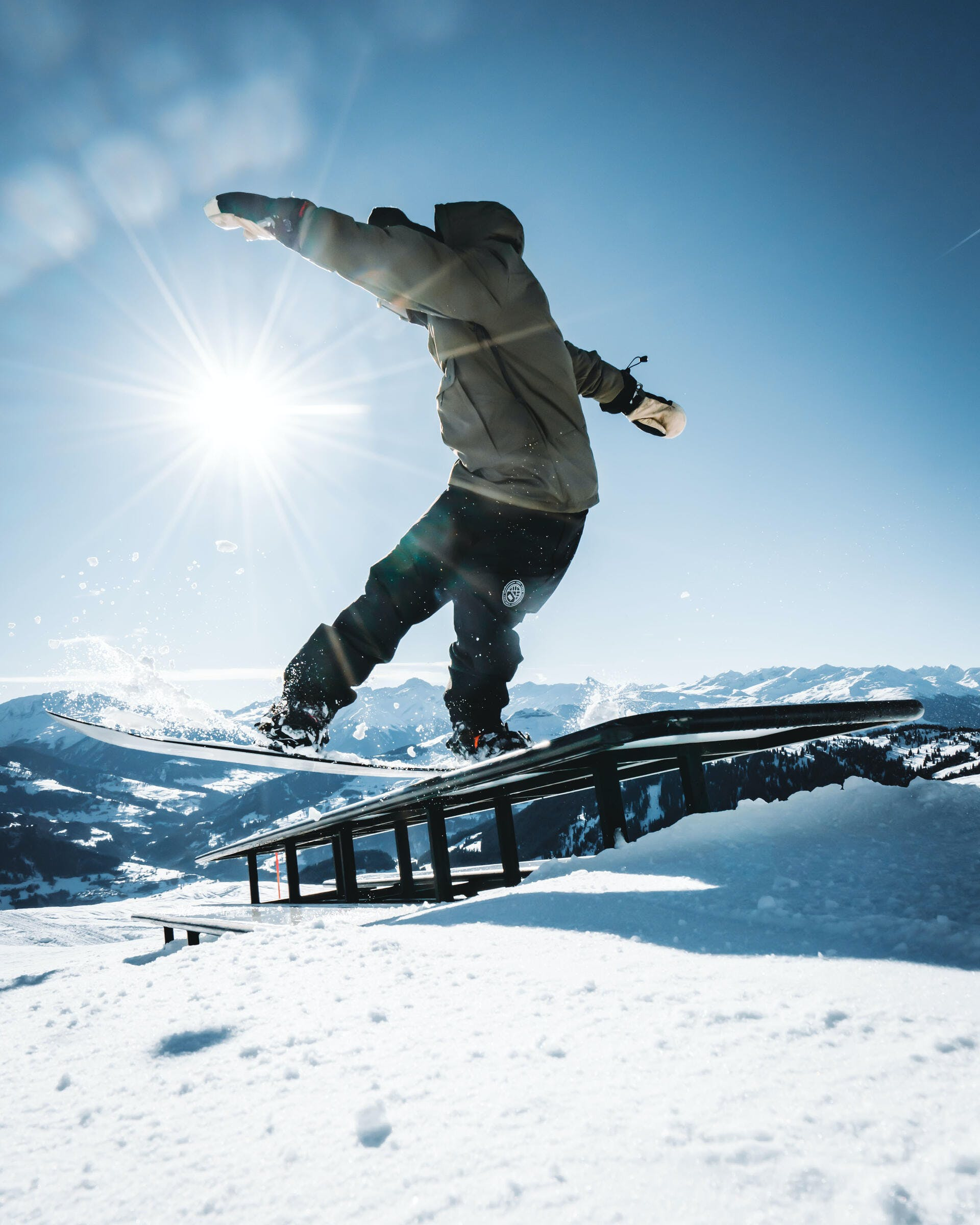 Trick Tip - How to butter on a snowboard
